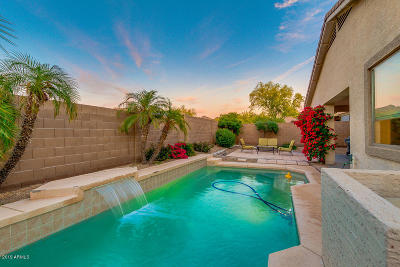 Goodyear Single Family Home For Sale: 17534 W Cardinal Drive