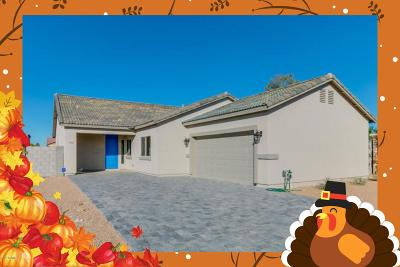 Phoenix Single Family Home For Sale: 706 W Hartford Avenue