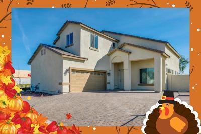 Phoenix Single Family Home For Sale: 711 W Hartford Avenue