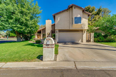Tempe Single Family Home For Sale: 920 E Driftwood Drive