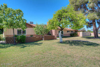 Phoenix Single Family Home For Sale: 4005 E Elm Street