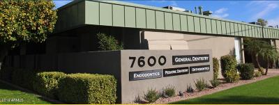 Scottsdale Commercial Lease For Lease: 7600 E Camelback Road #10