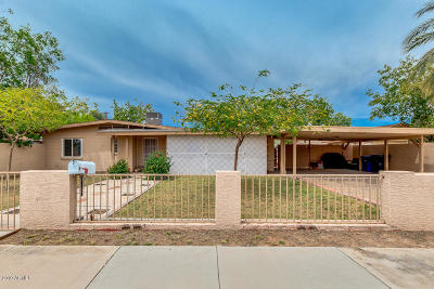 Chandler Single Family Home UCB (Under Contract-Backups): 612 E Toledo Street