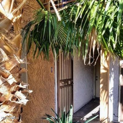 Phoenix Apartment For Sale: 2537 W Georgia Avenue #7