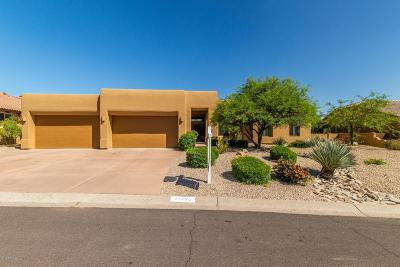 Scottsdale Single Family Home For Sale: 11285 N 117th Way