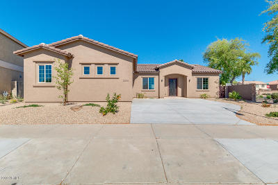 Goodyear Single Family Home For Sale: 2295 S 173rd Drive