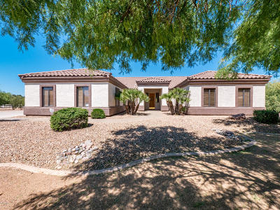 Queen Creek Single Family Home For Sale: 24453 S 194th Street