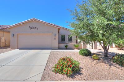 Casa Grande Single Family Home For Sale: 2623 E Golden Trail