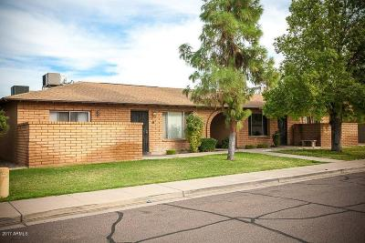 Tempe Condo/Townhouse For Sale: 6513 S Kenneth Place #D