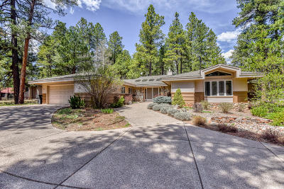 Flagstaff Single Family Home For Sale: 3511 Bear Howard
