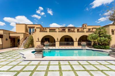 Paradise Valley Single Family Home For Sale: 5239 E Roadrunner Road