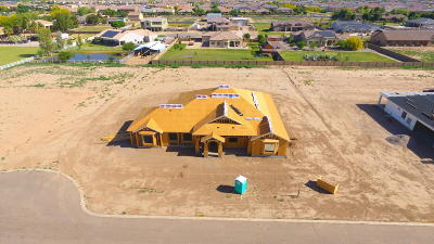 Queen Creek Single Family Home For Sale: E Cedar Waxwing Drive