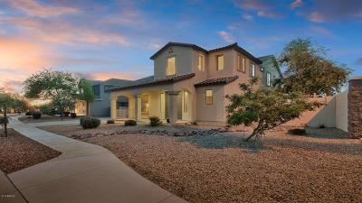Gilbert Single Family Home For Sale: 3314 E Anika Drive