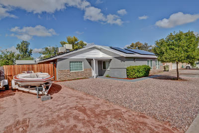 Glendale Single Family Home For Sale: 8332 N 55th Drive
