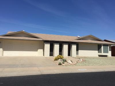 Sun City West Single Family Home For Sale: 12634 W Blue Bonnet Drive