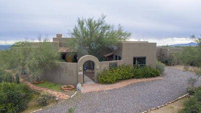 Rio Verde Single Family Home For Sale: 16905 E Lone Mountain Road