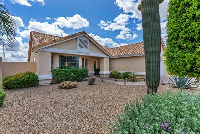 Fountain Hills Single Family Home For Sale: 16230 E Glenpoint Drive