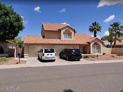 Glendale Single Family Home For Sale: 6914 W Tonto Drive