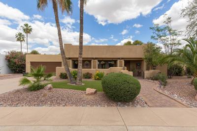 McCormick Ranch Single Family Home UCB (Under Contract-Backups): 7938 E Via Bonita Street