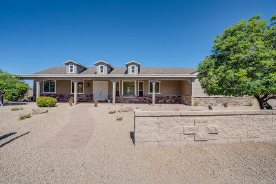 Mesa Single Family Home For Sale: 6456 E Holiday Drive