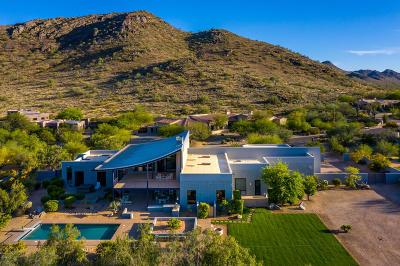 North Phoenix Single Family Home For Sale: 4102 E Mission Lane