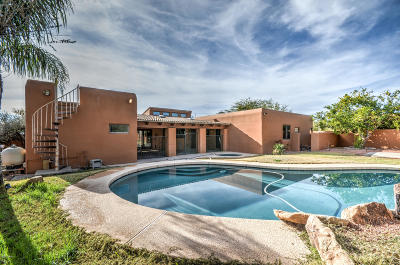 Pinnacle Peak Single Family Home For Sale: 22217 N Los Caballos Drive