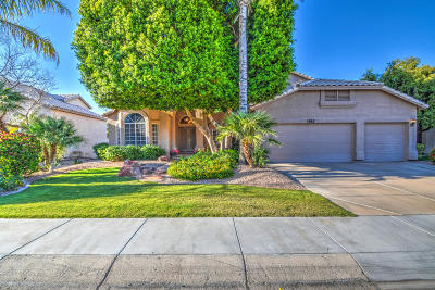 Tempe Single Family Home For Sale: 1982 E Todd Drive