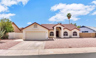 Single Family Home For Sale: 7709 W San Miguel Avenue