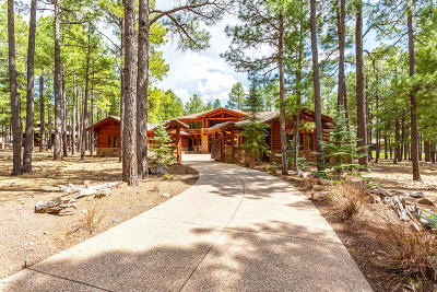 Flagstaff Single Family Home For Sale: 3635 Andrew Douglass