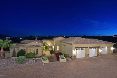 Fountain Hills Single Family Home For Sale: 15635 E Sunburst Drive
