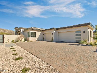 Paradise Valley Single Family Home For Sale: 5696 E Village Drive