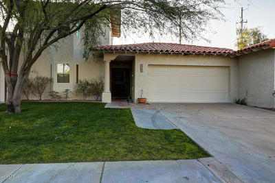 Scottsdale Single Family Home For Sale: 5134 N 76th Place