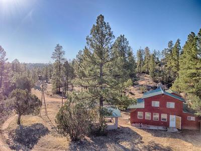 Heber AZ Single Family Home For Sale: $299,900