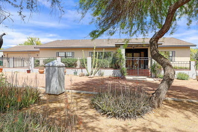 Cave Creek Single Family Home For Sale: 28247 N 54th Street