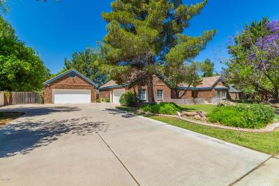 Mesa Single Family Home For Sale: 2306 N Hall Circle