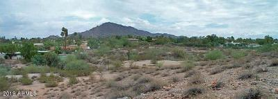 Paradise Valley Residential Lots & Land For Sale: 4474 E Valley Vista Lane