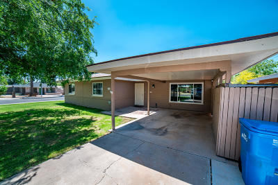 Phoenix Single Family Home For Sale: 4502 N 2nd Avenue