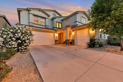 San Tan Valley Single Family Home For Sale: 819 E Cierra Circle