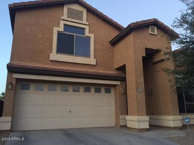 Maricopa Single Family Home For Sale: 40328 W Sanders Way