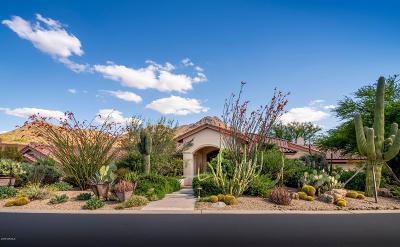 Scottsdale AZ Single Family Home For Sale: $1,500,000