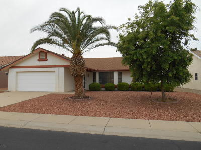 Sun City West Rental For Rent: 13810 W Springdale Drive