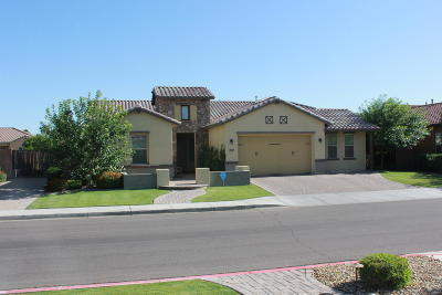 Mesa Single Family Home For Sale: 3865 E Enrose Street