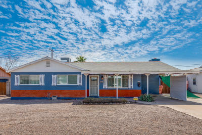 Scottsdale Single Family Home For Sale: 6819 E Portland Street