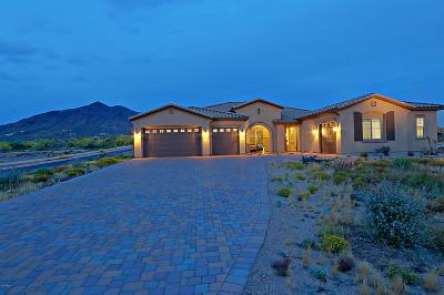 Cave Creek Single Family Home For Sale: 5287 E Rolling Creek Drive