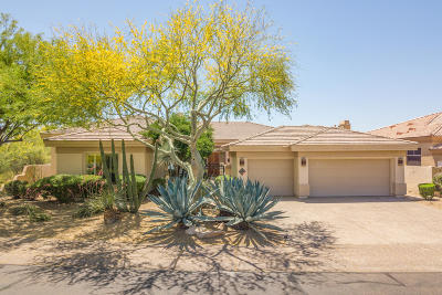 Scottsdale Single Family Home For Sale: 7783 E Fledgling Drive