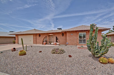 Sun City Single Family Home For Sale: 14230 N Bolivar Drive