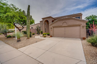 Cave Creek Single Family Home For Sale: 4227 E Spur Drive