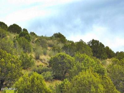 Coconino County, Yavapai County Residential Lots & Land For Sale: Lot 1339 Peaceful View Road