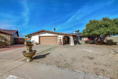 Glendale Single Family Home For Sale: 11456 N 44th Avenue