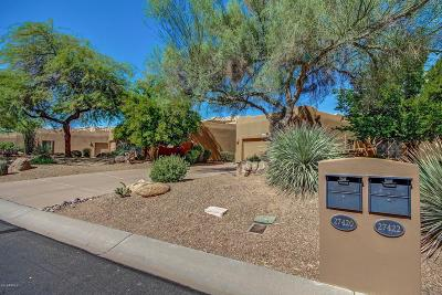 Rio Verde Condo/Townhouse For Sale: 27420 N Montana Drive
